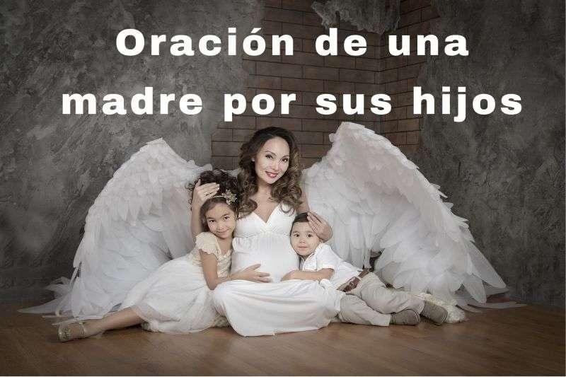 oracion de una madre por su hijo