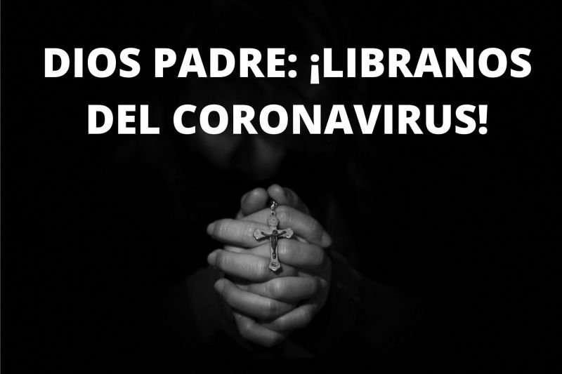 oracion al padre por el coronavirus
