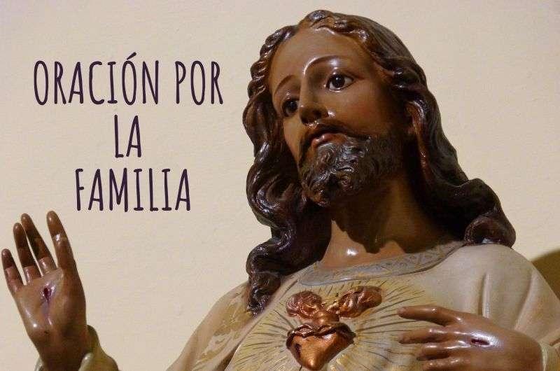 oracion para la familia