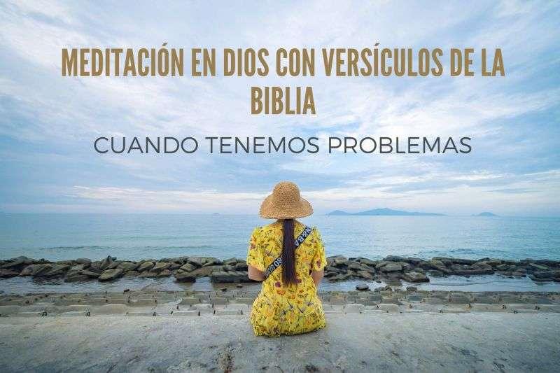 versículos para problemas