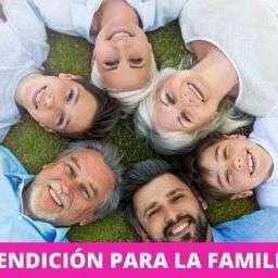 bendicion para la familia