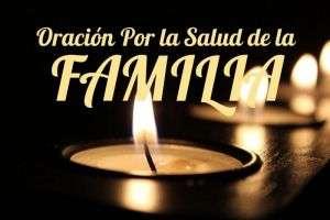 oración para pedir por la familia