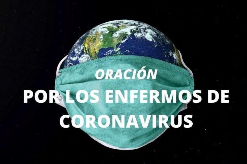 oracion por los enfermos de coronavirus
