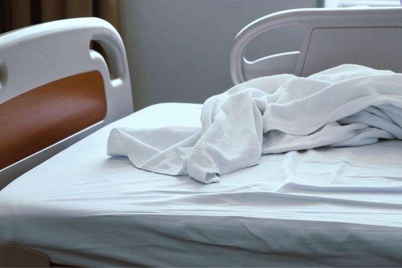 oración de sanidad por un enfermo