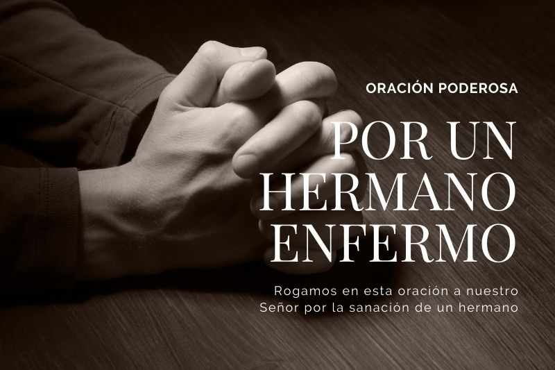 oracion por un hermano