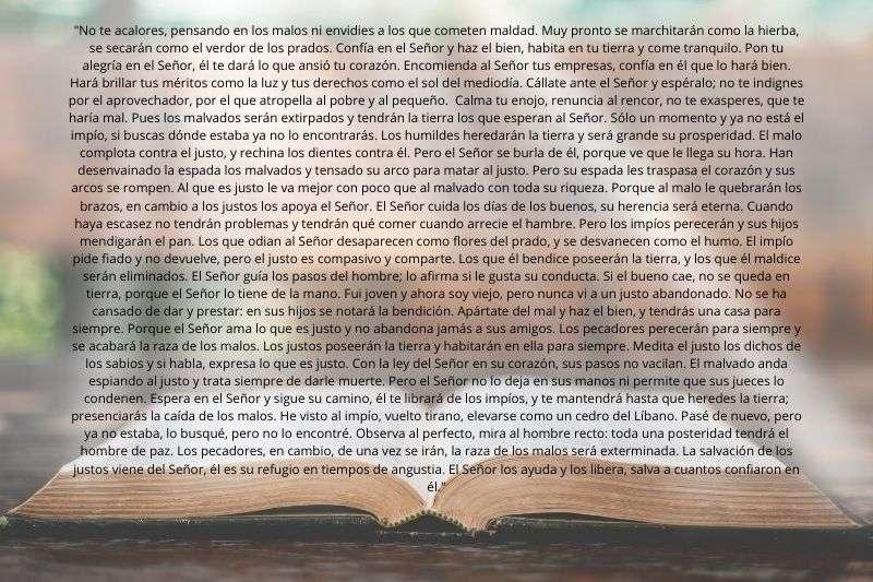 letra salmo 37