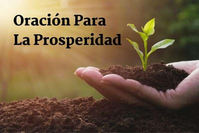 oracion para la prosperidad