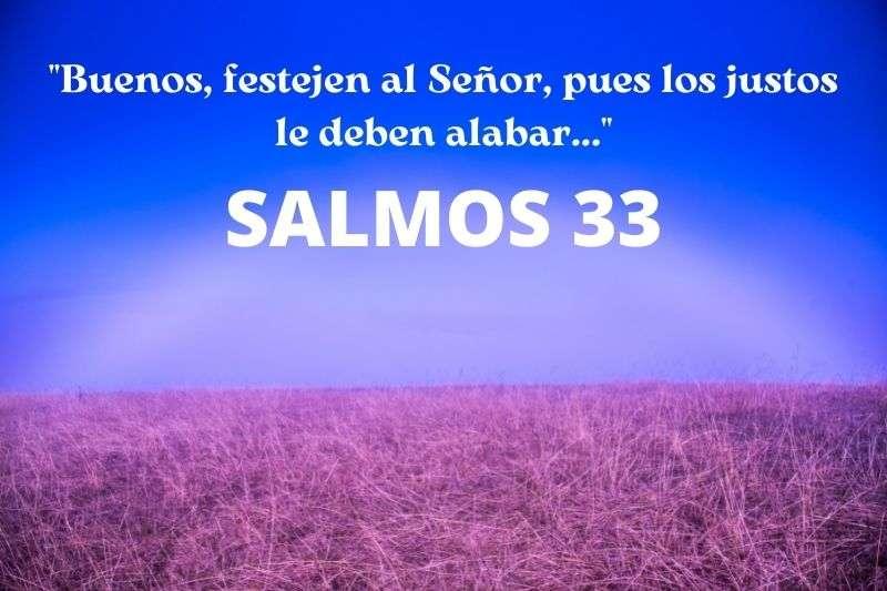 salmo 33 catolico