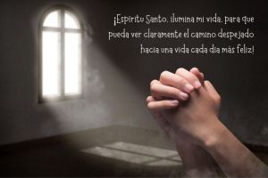 oracion de la noche al espíritu santo